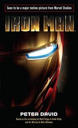 Iron Man (novel)