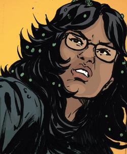 Marisol Guerra (Earth-616) from Storm Vol 3 1 0002.png
