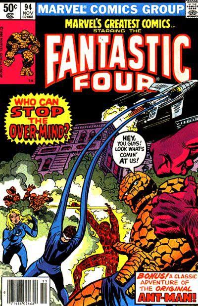 Marvel's Greatest Comics Vol 1 94