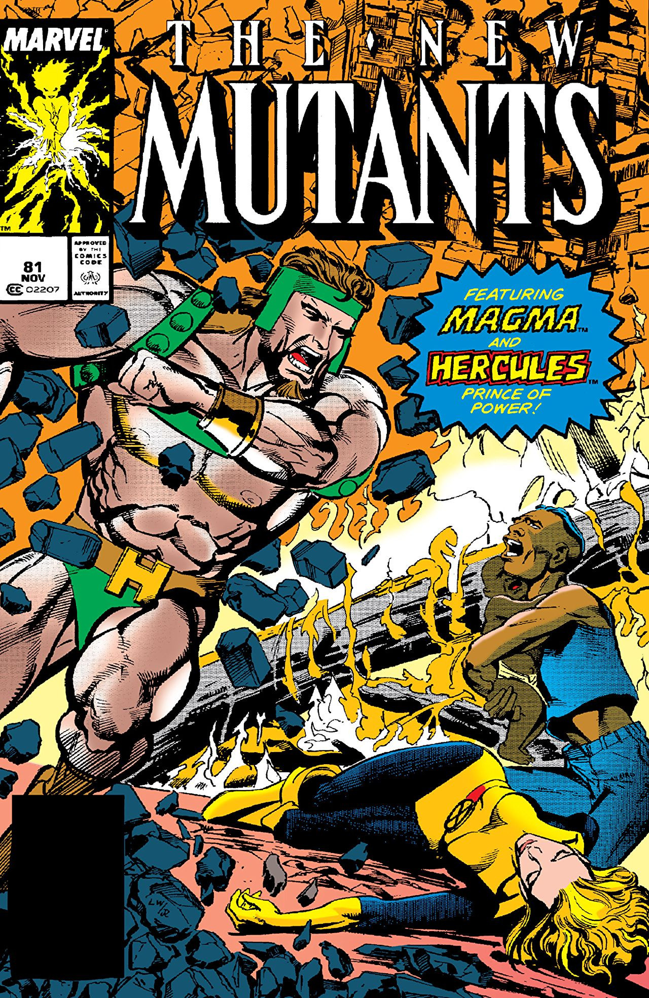 New Mutants Vol 1 81