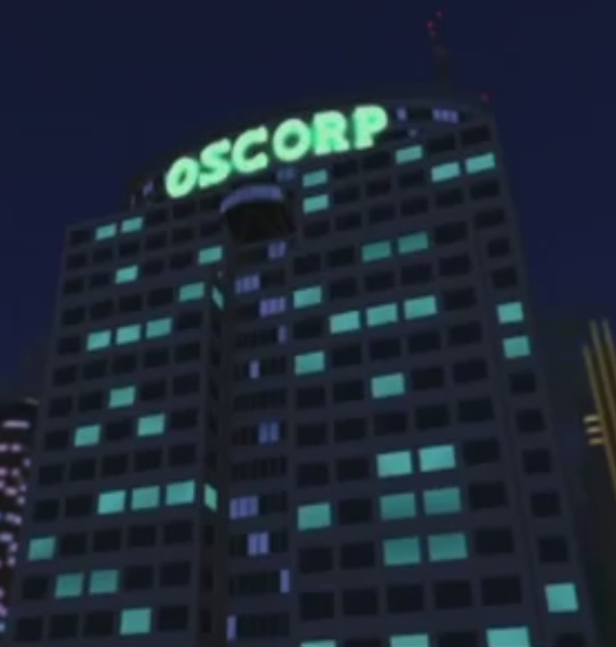 Oscorp (Earth-760207)/Gallery