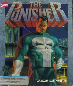 The Punisher (1990 MicroProse video game)
