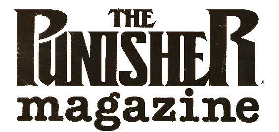 Punisher Magazine Vol 1