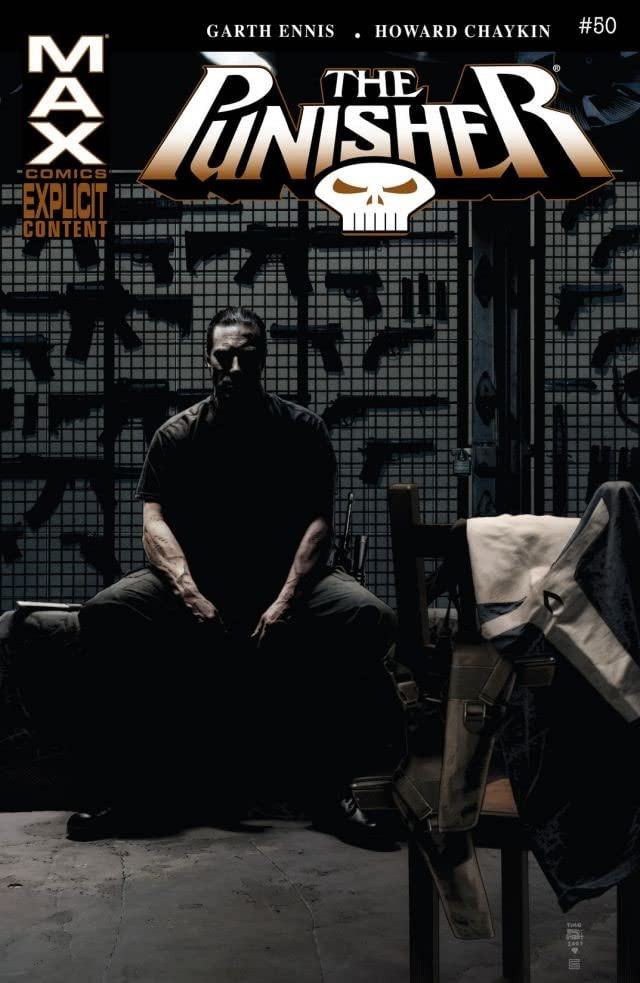 Punisher Vol 7 50