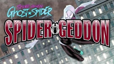 Spider-Geddon: Spider-Gwen: Ghost-Spider