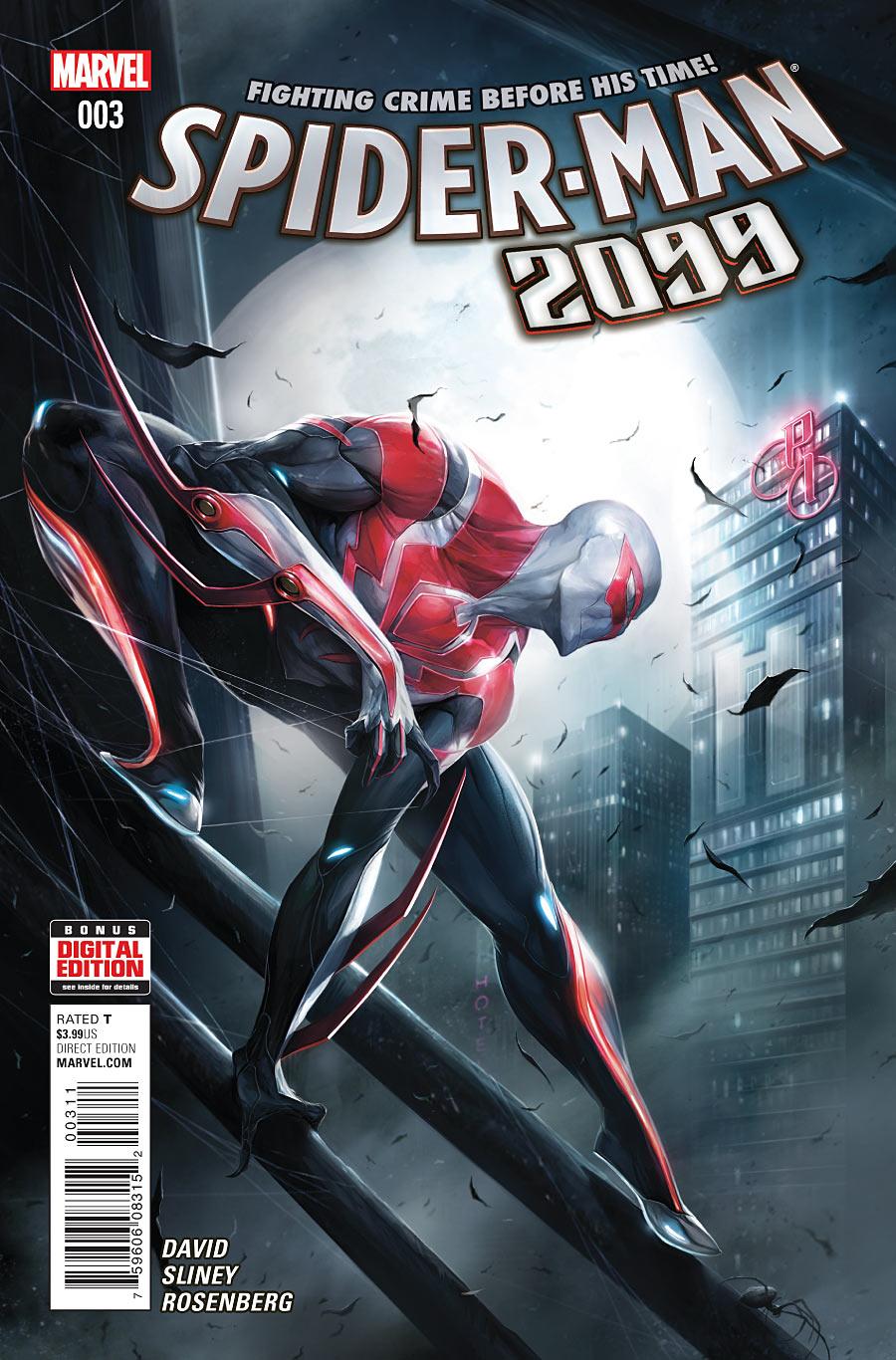 Spider-Man 2099 Vol 3 3