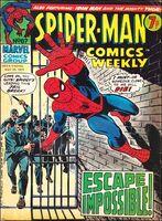 Spider-Man Comics Weekly Vol 1 67