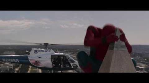 Spider-Man Homecoming Trailer Teaser