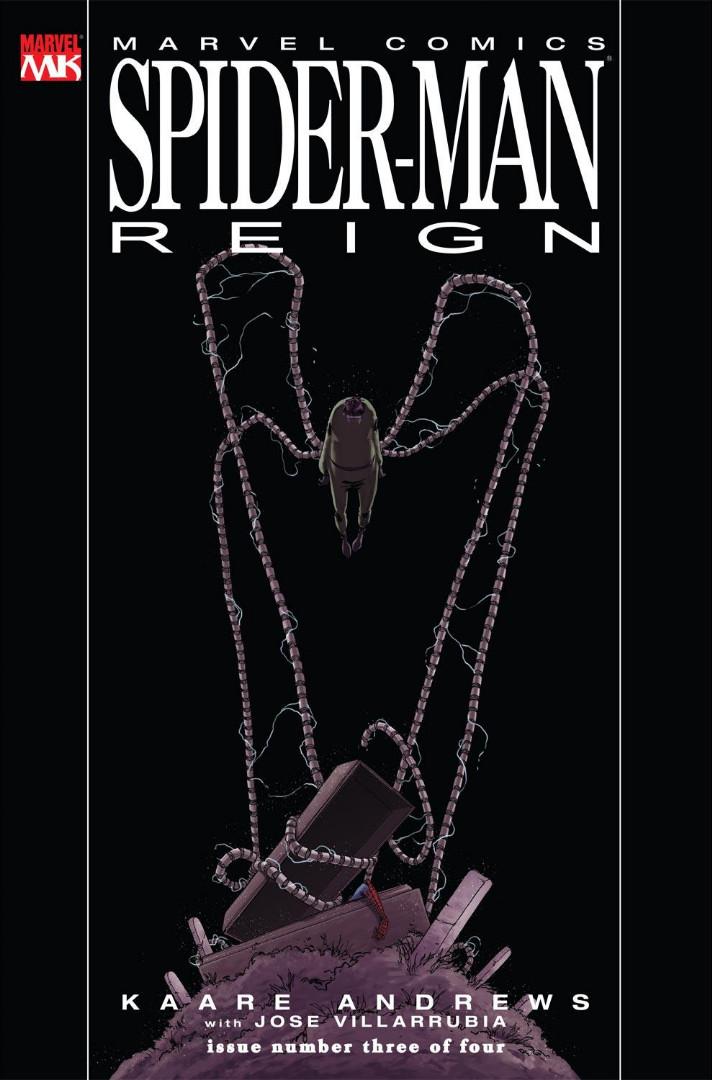 Spider-Man: Reign Vol 1 3