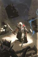 Thor God of Thunder Vol 1 3 Acuña Variant Textless