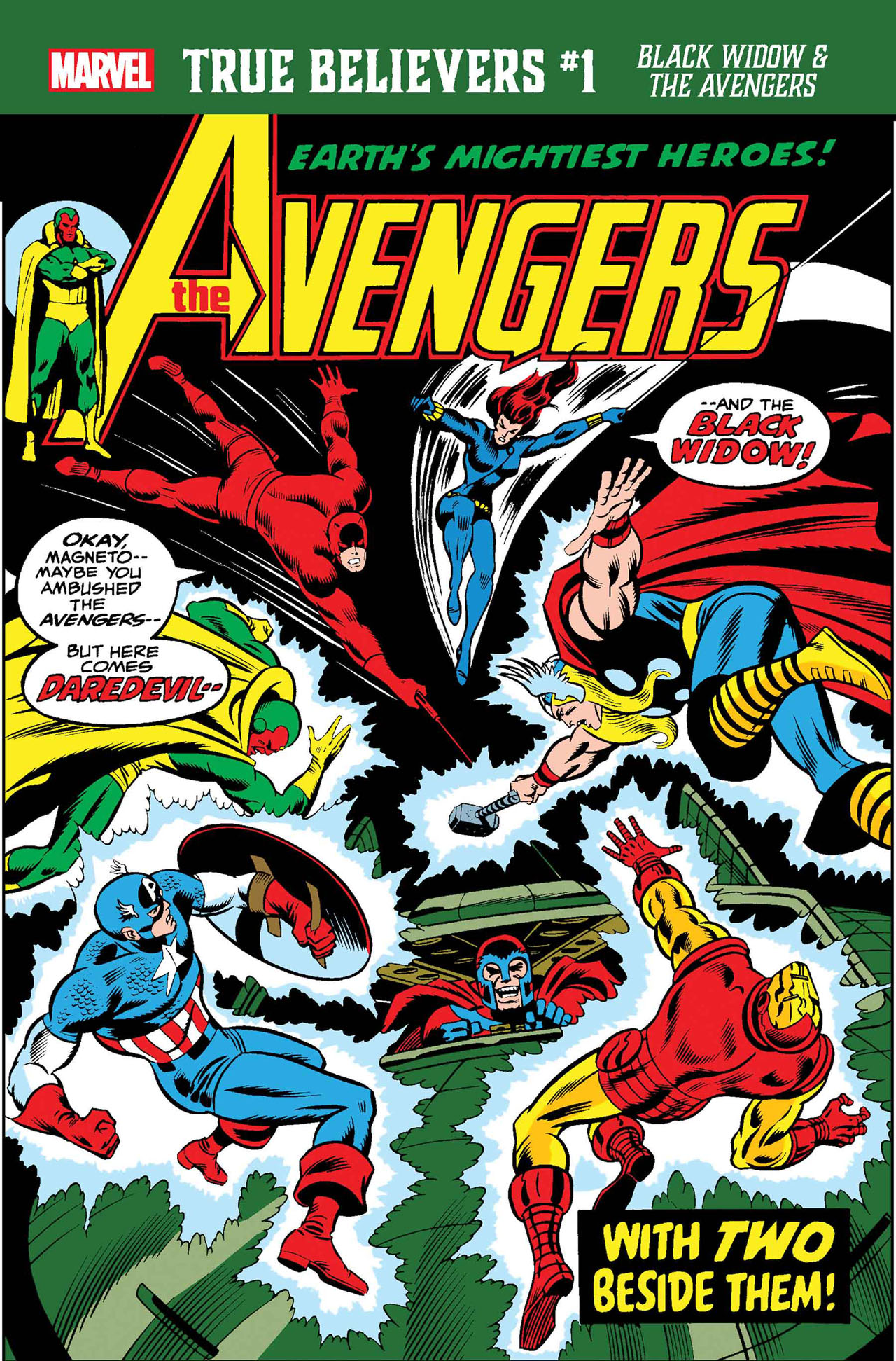True Believers: Black Widow & the Avengers Vol 1 1