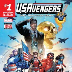 U.S.Avengers Vol 1 1