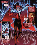 Wanda Maximoff (Earth-616) from Avengers No Road Home Vol 1 5 001