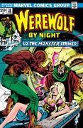 Werewolf by Night Vol 1 14