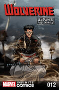 Wolverine Japan's Most Wanted Infinite Comic Vol 1 12
