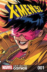 X-Men '92 Infinite Comic Vol 1 1