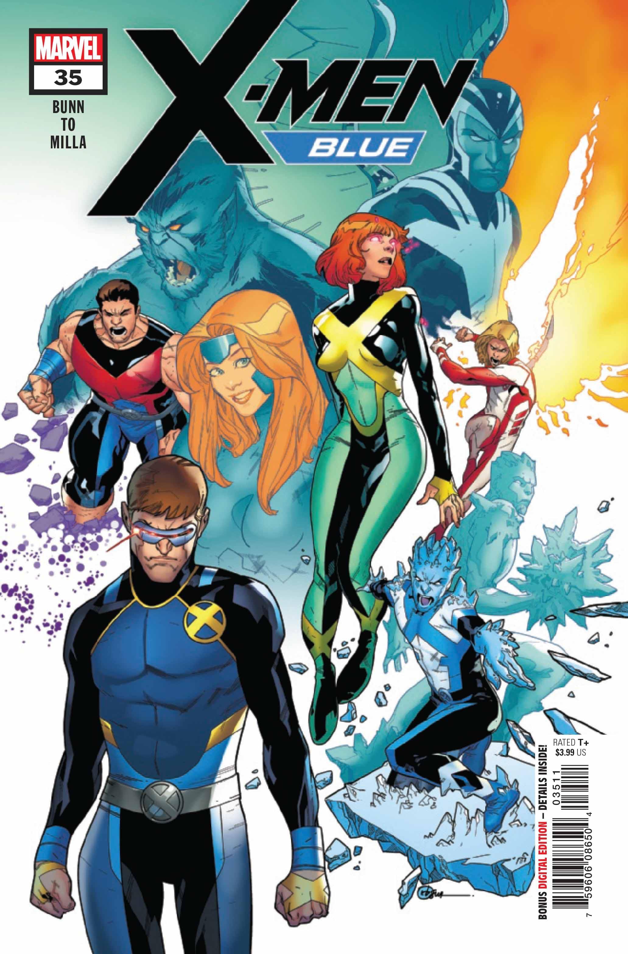 X-Men: Blue Vol 1 35