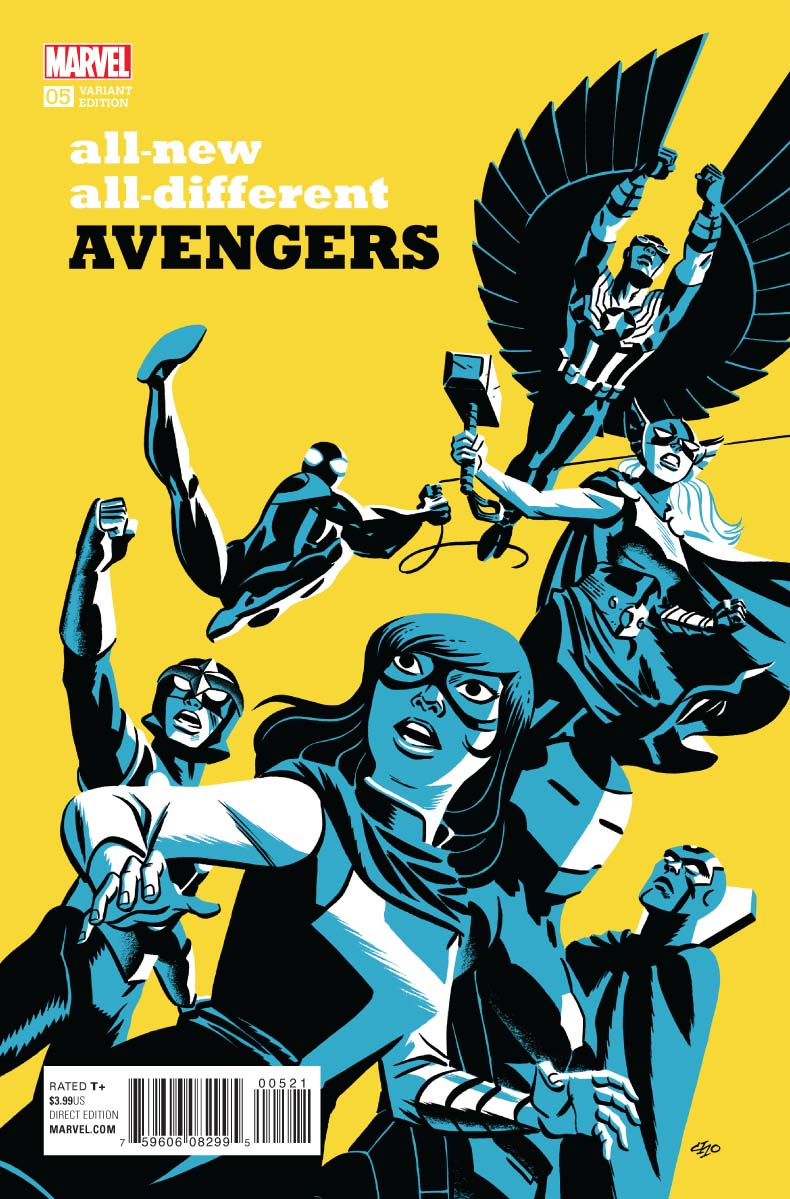 All-New, All-Different Avengers Vol 1 5 Cho Variant.jpg