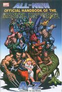 All-New Official Handbook of the Marvel Universe A to Z Vol 1 1