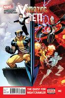 Amazing X-Men Vol 2 2