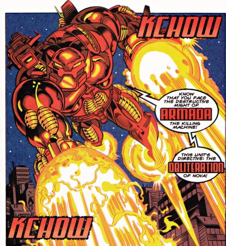 Armada (Robot) (Earth-616)