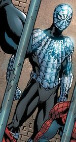 Armored Spider-Man (Zabo's Mutates) (Earth-616)