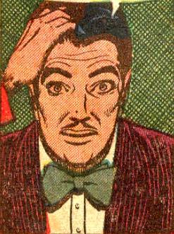 Bruce Baxter (Earth-616)