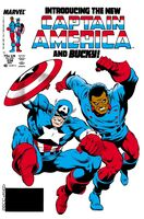 Captain America Vol 1 334