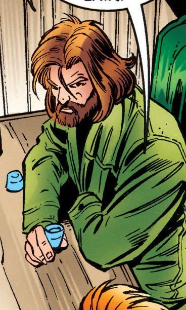 Carl Josten (Earth-616)