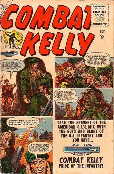 Combat Kelly Vol 1 30