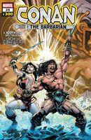 Conan the Barbarian Vol 3 25