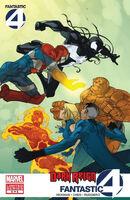 Dark Reign Fantastic Four Vol 1 5