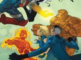 Dark Reign: Fantastic Four Vol 1 5