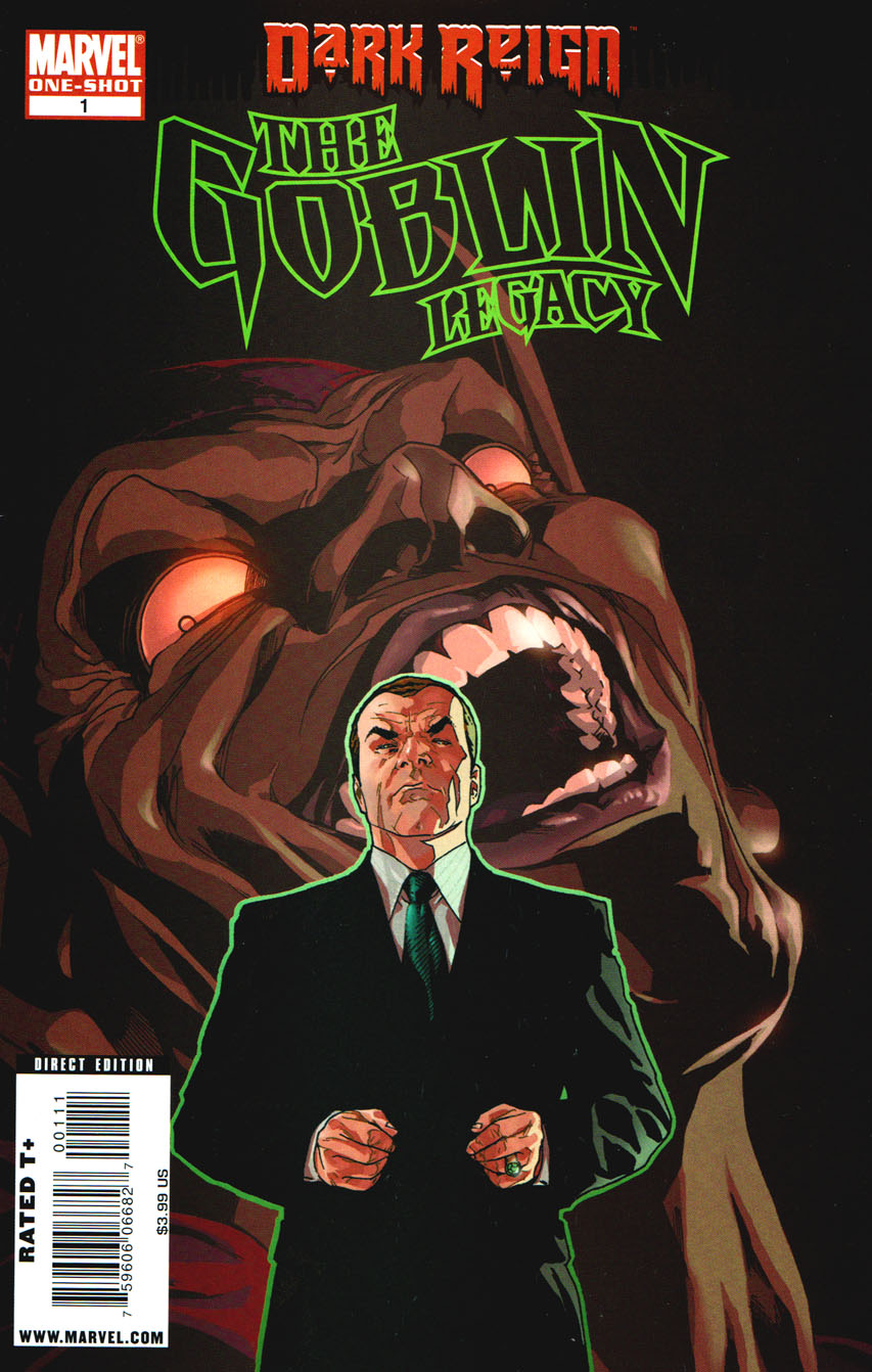 Dark Reign: The Goblin Legacy Vol 1 1