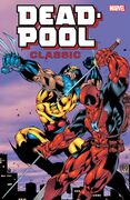 Deadpool Classic Companion Vol 1 1