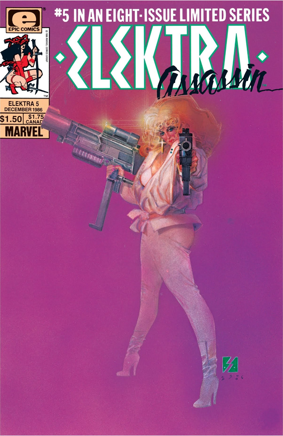 Elektra Assassin Vol 1 5