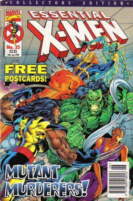 Essential X-Men Vol 1 35