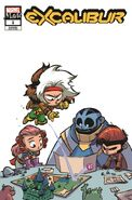 Excalibur Vol 4 1 Marvel Made Exclusive Variant