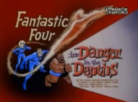 Fantastic Four (1967 animated series) Season 1 11