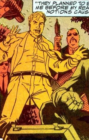 Forrest Hunt (Earth-616)