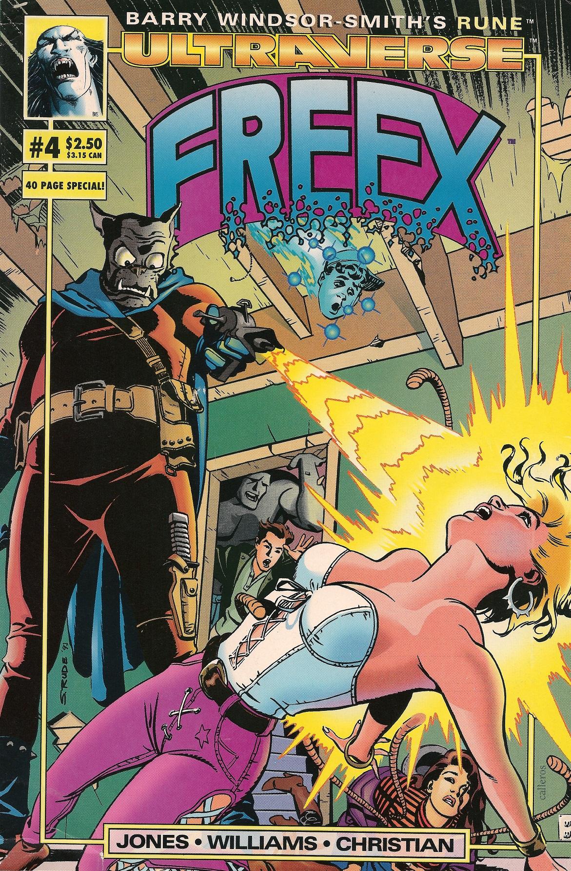 Freex Vol 1 4