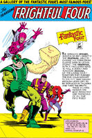 Frightful Four (Earth-616) from Fantastic Four Annual Vol 1 14 0001