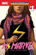 Halloween ComicFest Vol 2018 Ms. Marvel