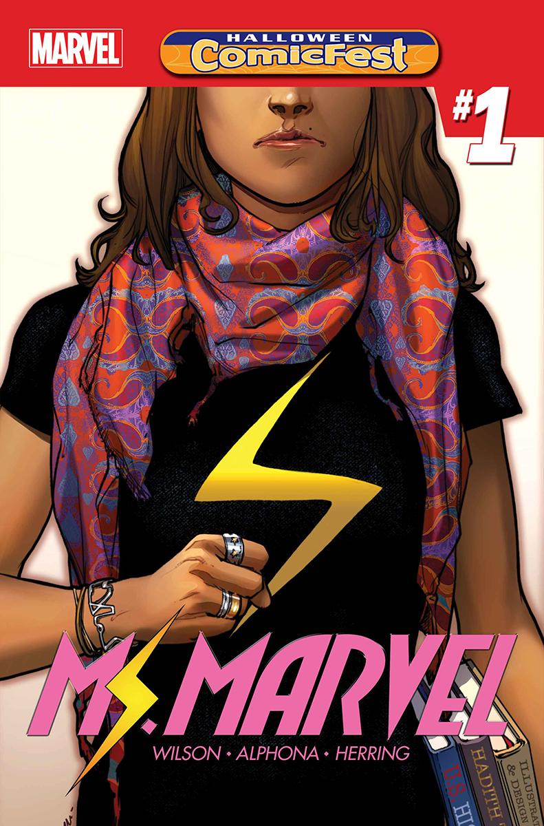Halloween ComicFest Vol 2018 Ms. Marvel