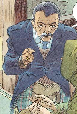 Hugh Munro (Earth-616)
