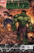 Incredible Hulks Vol 1 612 Second Printing Variant