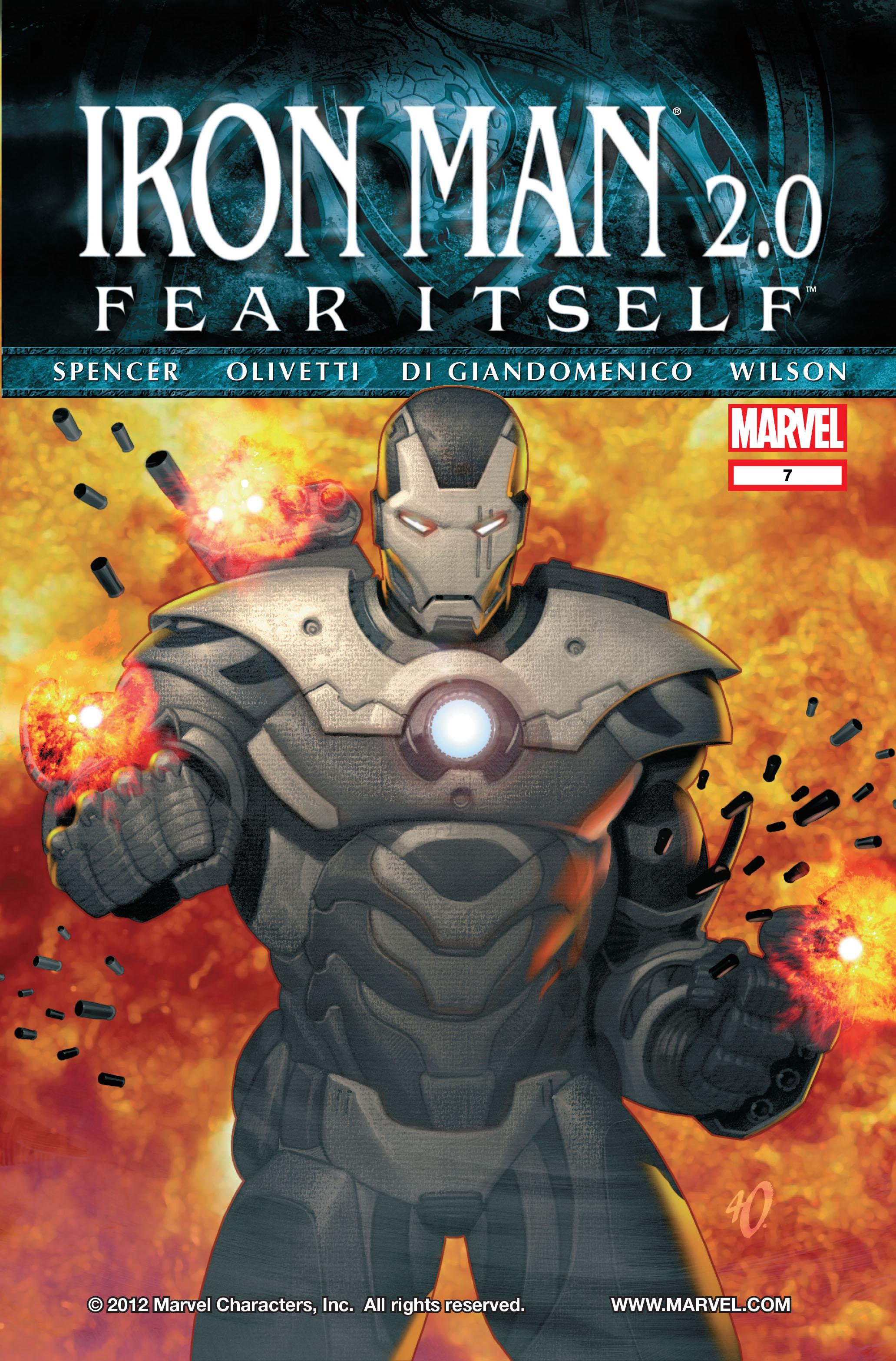 Iron Man 2.0 Vol 1 7