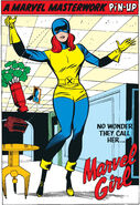Jean Grey (Earth-616) from X-Men Vol 1 9 0001