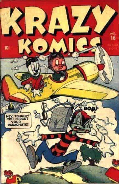 Krazy Komics Vol 1 16