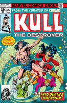 Kull the Destroyer Vol 1 26
